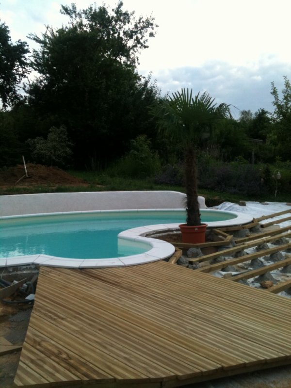 Plage piscine construction de ma piscine for Construction piscine plage
