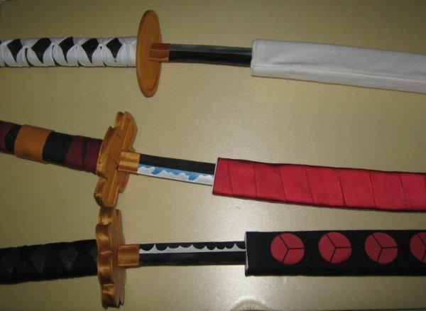 Sabres de zoro one piece - One piece sabre ...