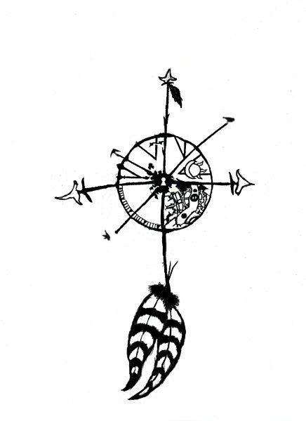 Blog de dreamtext dream and text - Signification attrape reve tatouage ...