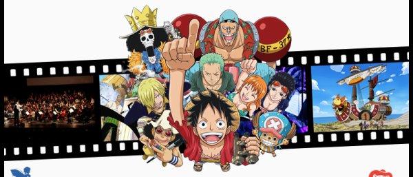 One Piece Music Symphonie !!!!!!!