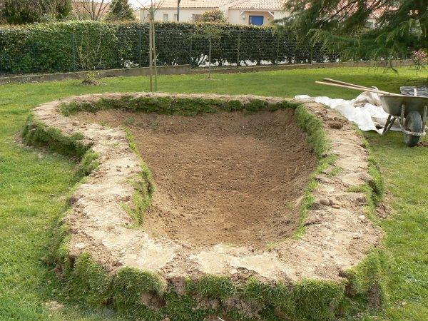 Comment construire un bassin blog de daniel s du 85 - Mon voisin fait du feu dans son jardin ...
