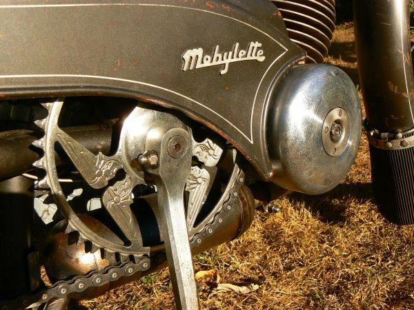 """Mobylette AV 33 d"""" 1953"""
