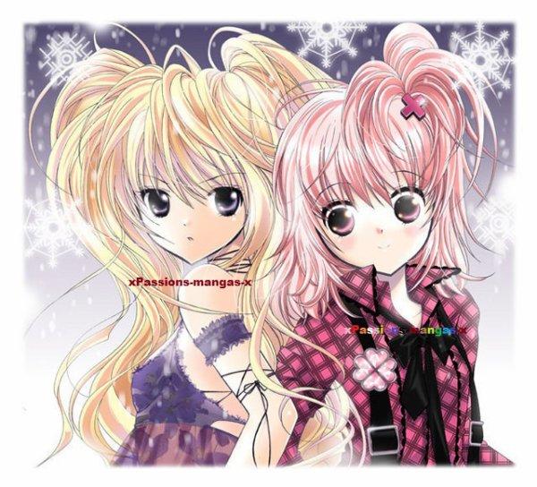 Rima , la 2 ème meilleure amie de Amu !