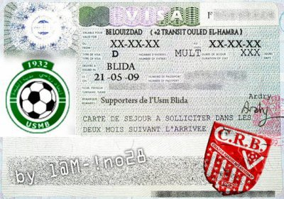 visa pour canada en algerie