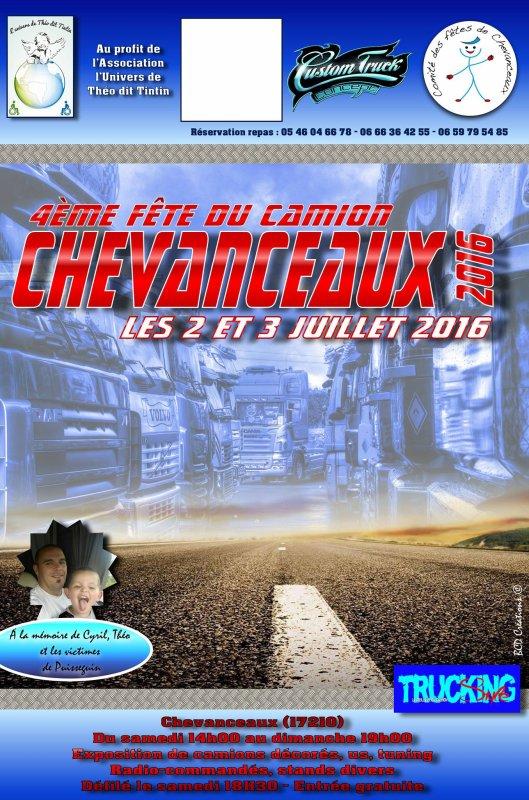 CHEVANCEAUX 2016