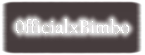 0fficialxBimbo :: Pr�sentation ♥