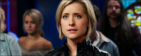 Allison Mack dans Wilfred !