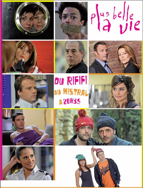 """""""Du rififi au Mistral"""" rediffus� sur France 4 en d�cembre"""