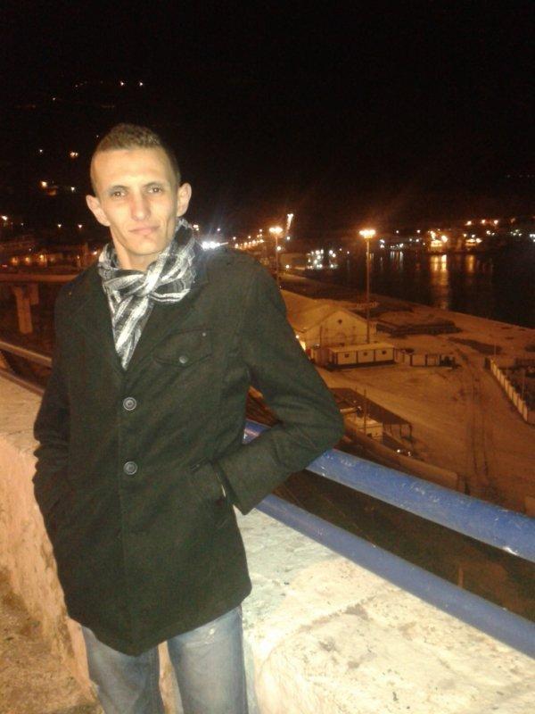 c'est moi au port