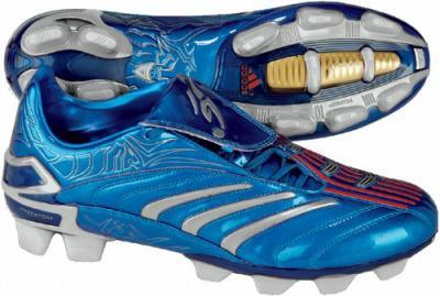 adidas predator bleu