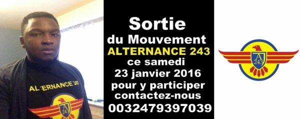 "Reportage de FRANCE24 en RDC : un an apr�s la r�pression, ""manifestations"" interdites � Kinshasa"