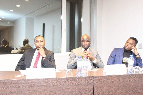 Vid�o: Message de soutien de Felix Tshisekedi, Muyambo, Okundji et Fabrice Puela au Mouvement ALTERNANCE-243