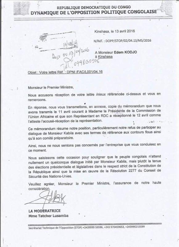 Affaire Offshore de Jaynet Kabila: LaLibreBelgique r�agit � l'accusation de la RTNC sur Katumbi