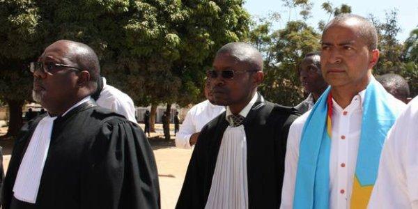 Kengo Wa Dondo met en garde les opposants du conclave tent�s de renverser Kabila par la force
