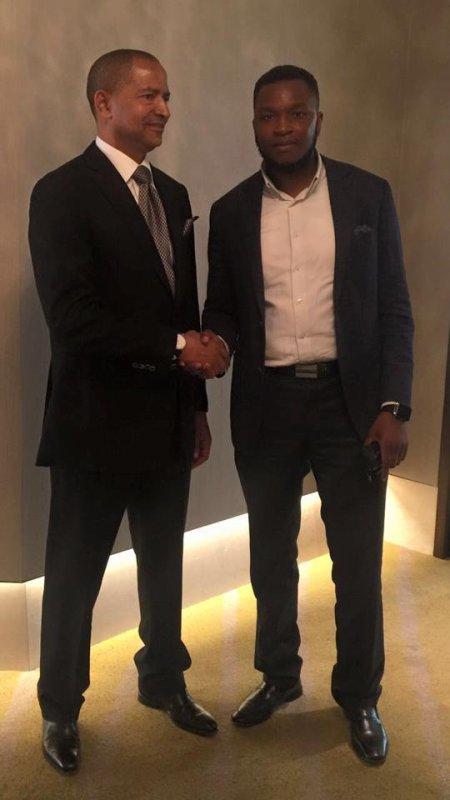 Etienne Tshisekedi rencontre Mo�se Katumbi avant son retour � Kinshasa et lance une mise en garde � Kabila