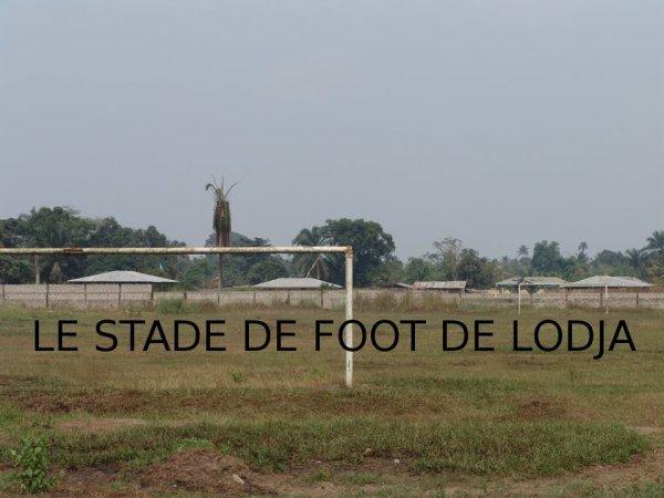 En exclusivit�: Les 5 chantiers de Lambert Mende dans son village de Lodja