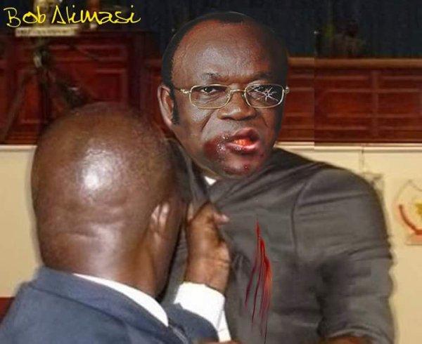 Edem Kodjo annonce que Kabila a r�pondu aux conditions de l'opposition et que le dialogue peut commencer: Tshisekedi avait vu juste en le traitant de Kabiliste