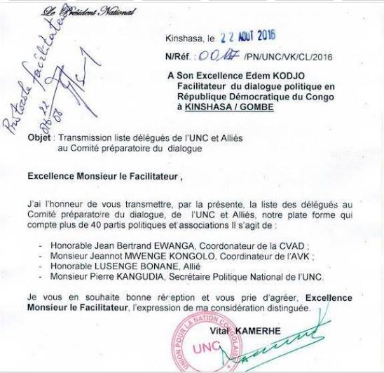 Les derni�res paroles de Kamuina Nsapu avec les envoy�s de Kabila avant son assassinat,traduit par Prof. Ciakudia
