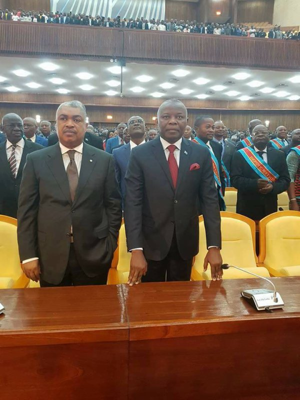 RDC : Joseph Kabila nomme Samy Badibanga Premier ministre