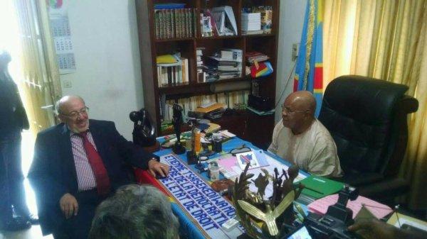 Urgent:Vital Kamerhe annonce la participation de l'UNC au gouvernement Badibanga