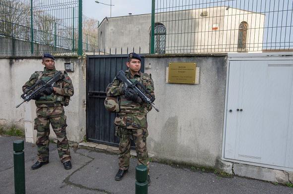 Reconnaissance des Opérations Intérieures   OPINT (projet pour le Ministère de la Défense)