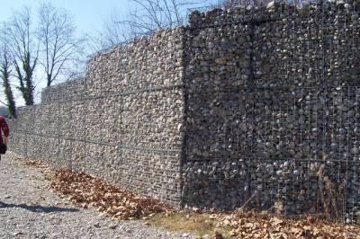 Mur de galet le monde l gendaire de gryffin2000 - Mur de galet exterieur ...