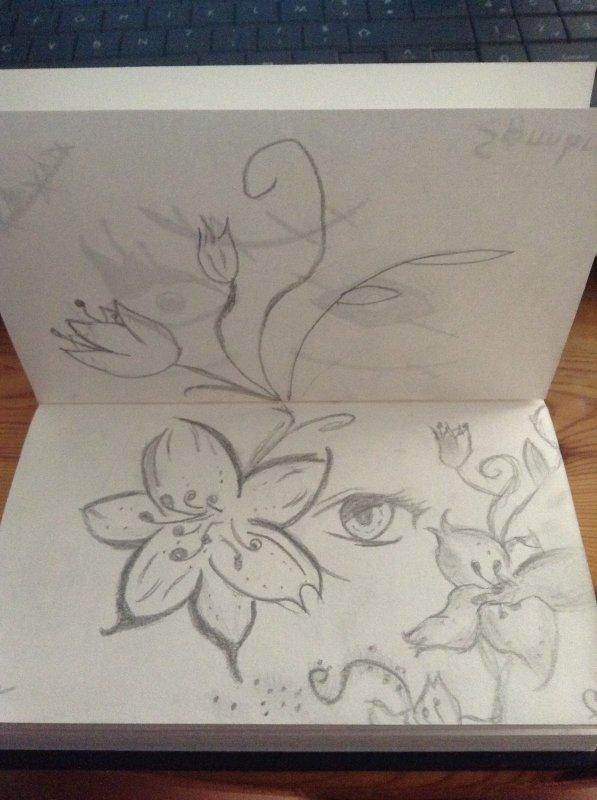 Fleurs de lys dessin - Dessin fleur de lys ...