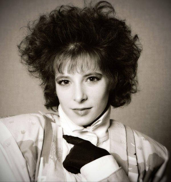 Myl�ne Farmer en 1986