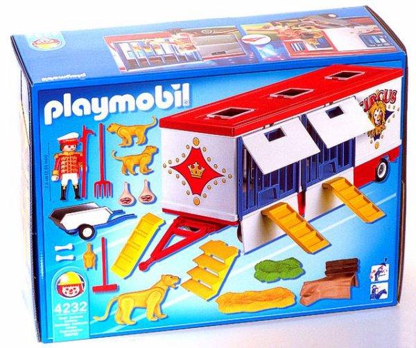 Blog de boblebrestois playmobil page 96 blog de - Cirque playmobil ...