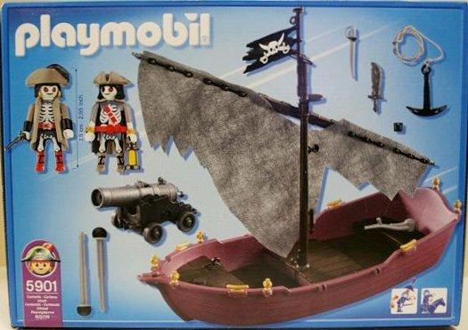 6a sp cial histoire soldat piraterie bateau radeau - Playmobil pirate fantome ...