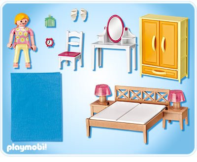 Articles de boblebrestois playmobil tagg s notice playmobil 5331 blog de boblebrestois les - Chambre parents playmobil ...
