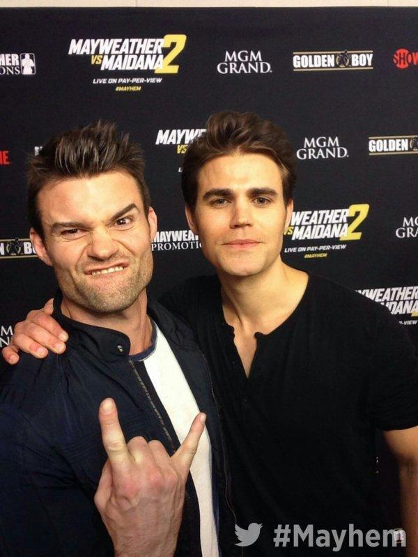 Daniel & Paul ;-)