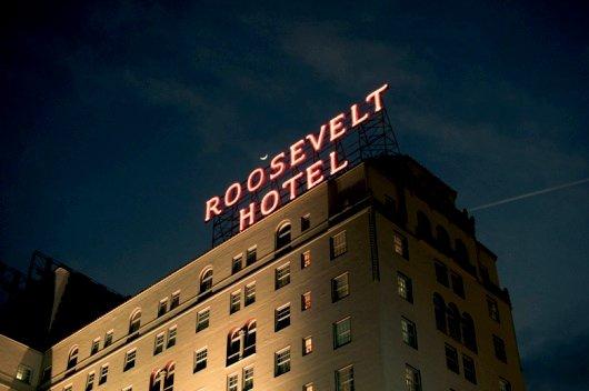Hollywood roosevelt hotel decouvre les endroits les plus for Les noms des hotels