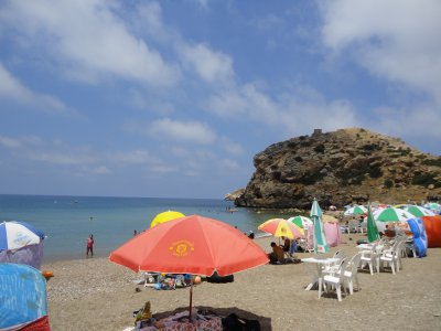 Agla, un coin de paradis balnéaire Par Allal Bekkaï 08-08-2010