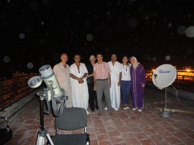 Lalla Setti, entre mirador(touristique) et observatoire(astronomique)