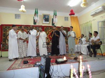 Concours de chants religieux :El inchad et El medh en compétition