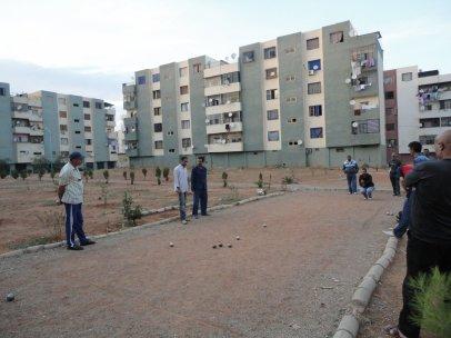 Chetouane: La pétanque, le «4 C» et les nids-de-poule par Allal Bekkaï 1ère partie Samedi 2 octobre 2010