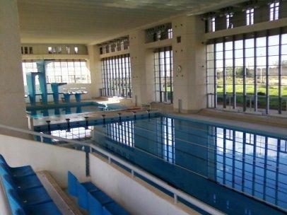 الدورة الرياضية  بين  طلبة  معهد  التربية  البدنية  و الرياضية   بوهران  تعود  هده  السنة  من   اعداد  و  تقديم  بكاي  عمر  23-04-2011