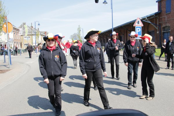 1er mai 2016 : 51�me parade trans-frontali�re.photos.2
