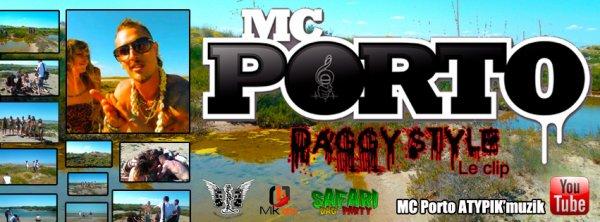 """Dispo sur YOUTUBE """"MC Porto ATYPIK'muzik"""""""