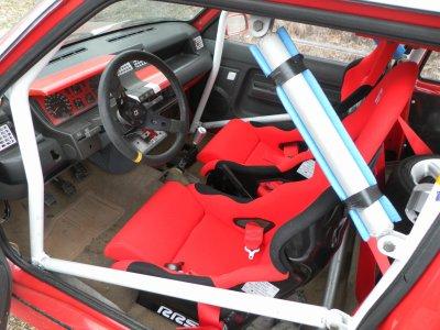 super 5 gt turbo gr F2014