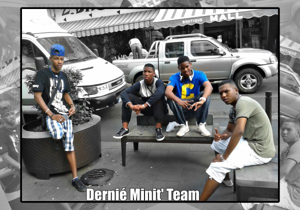 Freestyle Dérnié Minit' Team #1 [ OFFICIEL ]