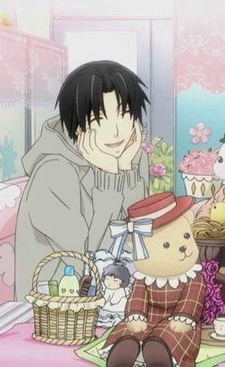 Sekai ichi hatsukoi : Personnages principaux