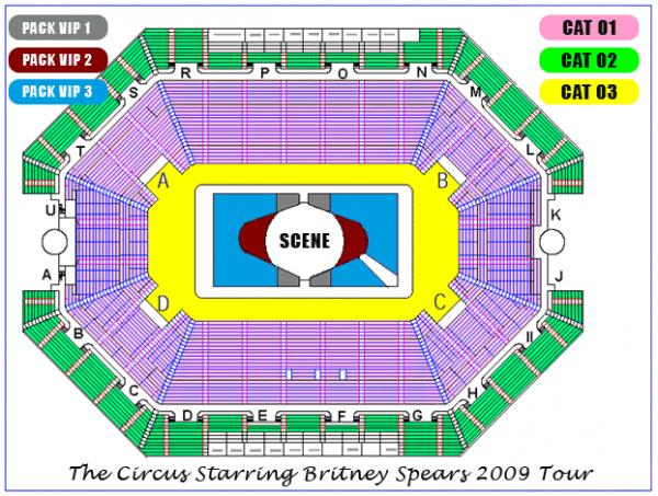 plan salle bercy concert