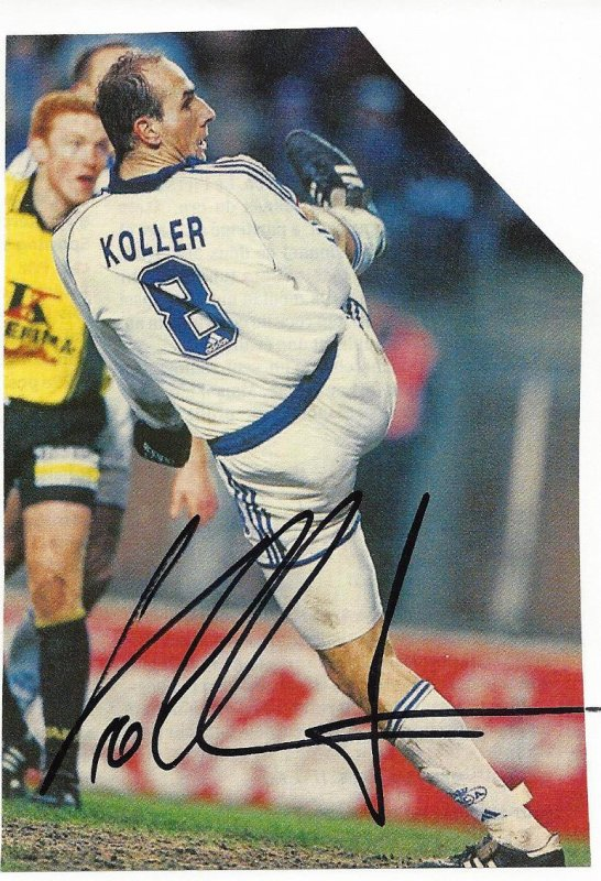Jan Koller.