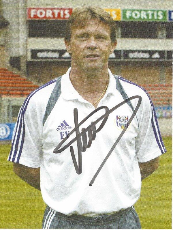 Franky Vercauteren.