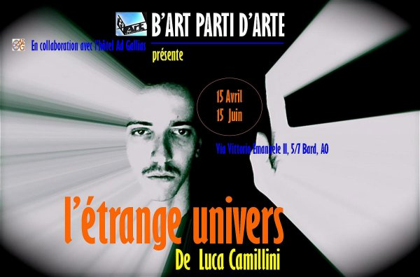 EXPO PHOTOS : L'ETRANGE UNIVERS DE LUCA CAMILLINI