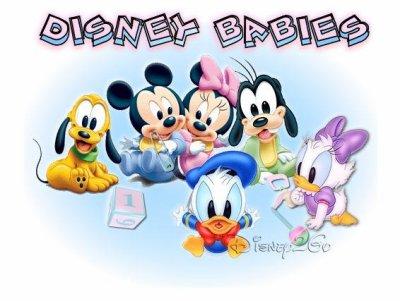 Baby mickey et ses amis blog de mickey calin - Amis de mickey ...