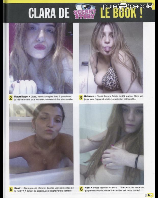 NEWS 27/08: #SS7 --> Florine favoris�e et Clara nue sur le Web!