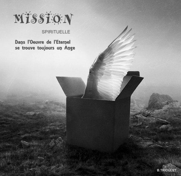 MISSION SPIRITUELLE